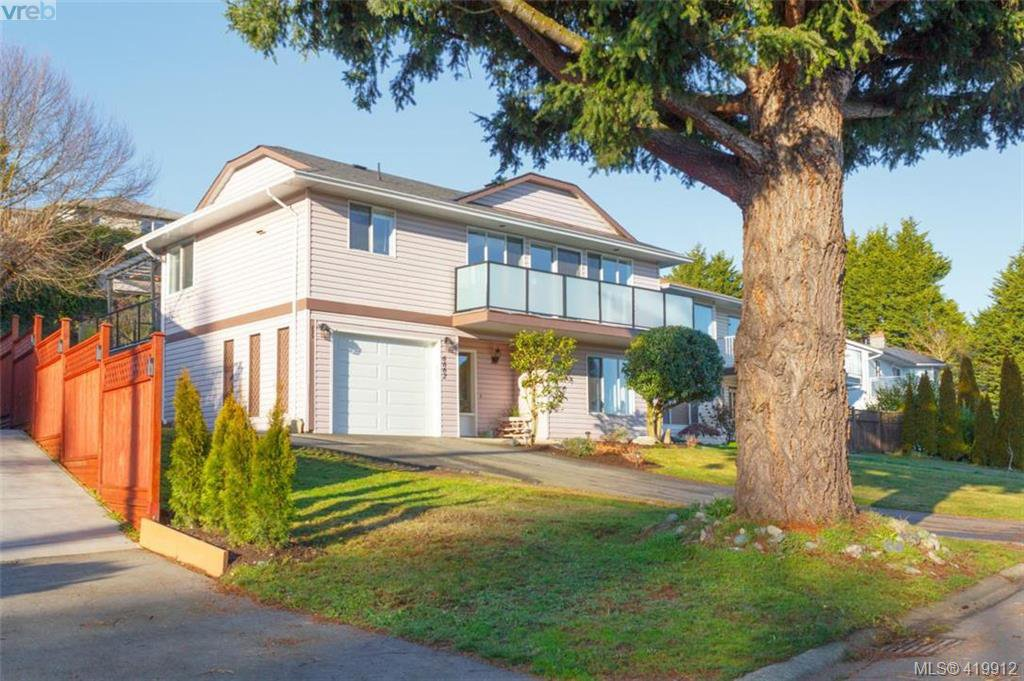 Main Photo: 6662 Rey Rd in VICTORIA: CS Tanner House for sale (Central Saanich)  : MLS®# 831064
