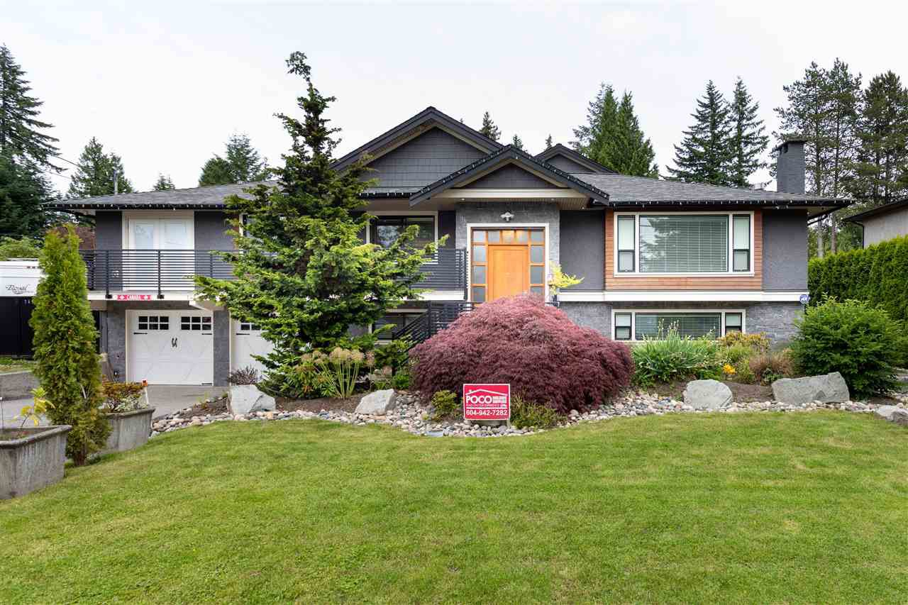 Main Photo: 745 HAILEY Street in Coquitlam: Coquitlam West House for sale : MLS®# R2468022