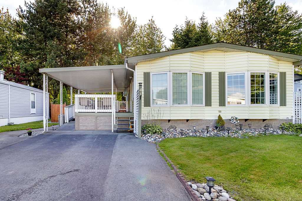 Main Photo: 41 145 KING EDWARD Street in Coquitlam: Maillardville Manufactured Home for sale : MLS®# R2479544