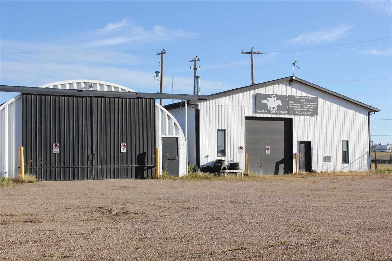 Main Photo: 4601 51 Avenue: Elk Point Industrial for sale : MLS®# E4213874