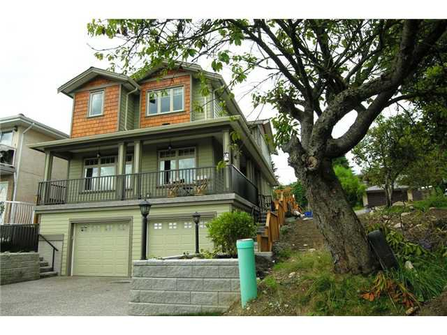 Main Photo: 87 SEA Avenue in Burnaby: Capitol Hill BN House for sale (Burnaby North)  : MLS®# V911926