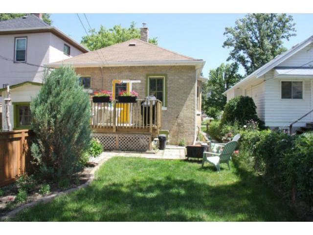 Photo 20: Photos: 193 Hill Street in WINNIPEG: St Boniface Residential for sale (South East Winnipeg)  : MLS®# 1213719