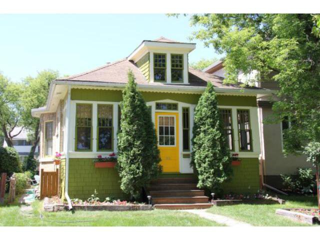 Main Photo: 193 Hill Street in WINNIPEG: St Boniface Residential for sale (South East Winnipeg)  : MLS®# 1213719