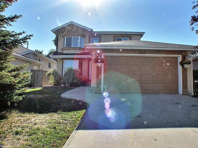 Main Photo: 303 De La Seigneurie Boulevard in Winnipeg: Windsor Park / Southdale / Island Lakes Residential for sale (South East Winnipeg)  : MLS®# 1219280