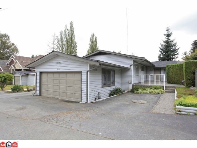 Main Photo: 13428 95th Avenue in Surrey: Queen Mary Park Surrey House 1/2 Duplex for sale : MLS®# F1225636