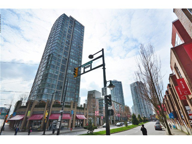 Main Photo: # 3007 1008 CAMBIE ST in Vancouver: Yaletown Condo for sale (Vancouver West)  : MLS®# V999838