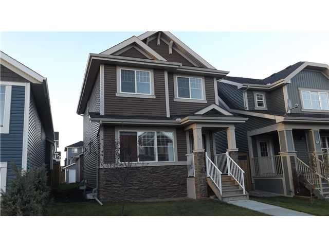 Main Photo: 351 Fireside Place: Cochrane Residential Detached Single Family for sale : MLS®# C3637754