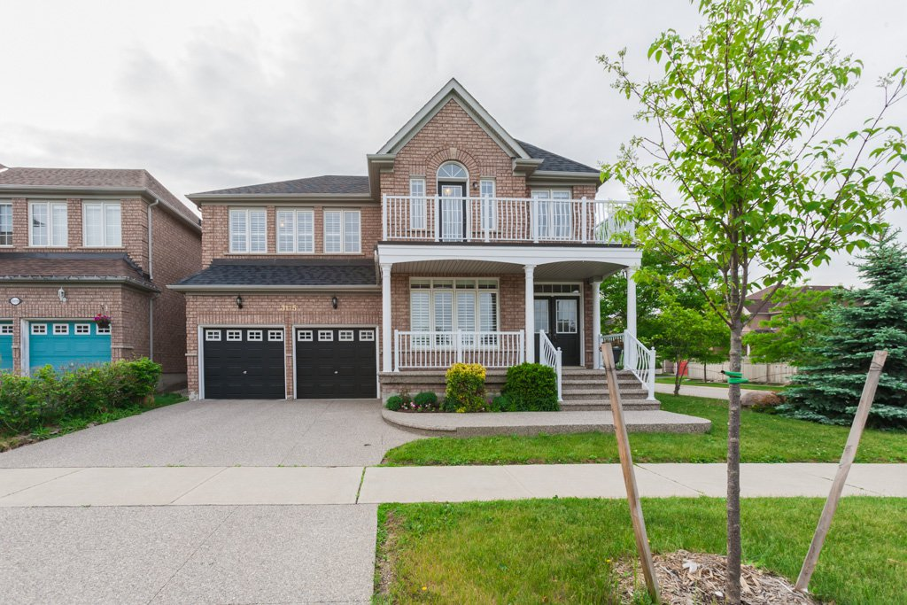 Main Photo: 3115 Mcdowell Drive in Mississauga: Churchill Meadows House (2-Storey) for sale : MLS®# W3219664