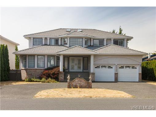 Main Photo: 4050 Dawnview Crescent in VICTORIA: SE Arbutus Single Family Detached for sale (Saanich East)  : MLS®# 354323
