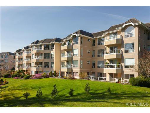 Main Photo: 4197 2600 Ferguson Rd in SAANICHTON: CS Turgoose Condo Apartment for sale (Central Saanich)  : MLS®# 723806