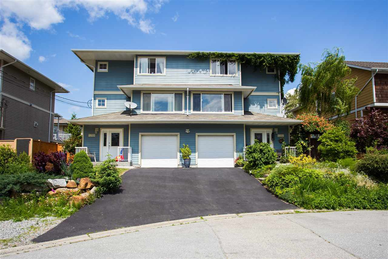 Main Photo: 1791 HARRIS Road in Squamish: Brackendale House 1/2 Duplex for sale : MLS®# R2073524