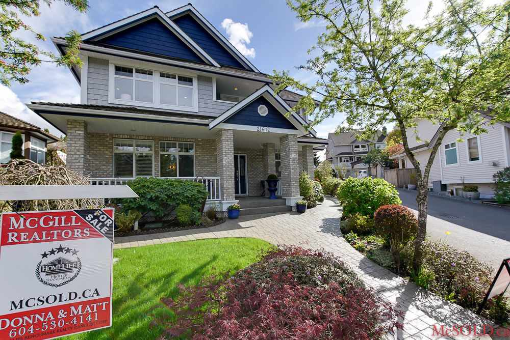 """Main Photo: 21612 MONAHAN Court in Langley: Murrayville House for sale in """"Murrayville"""" : MLS®# R2078457"""