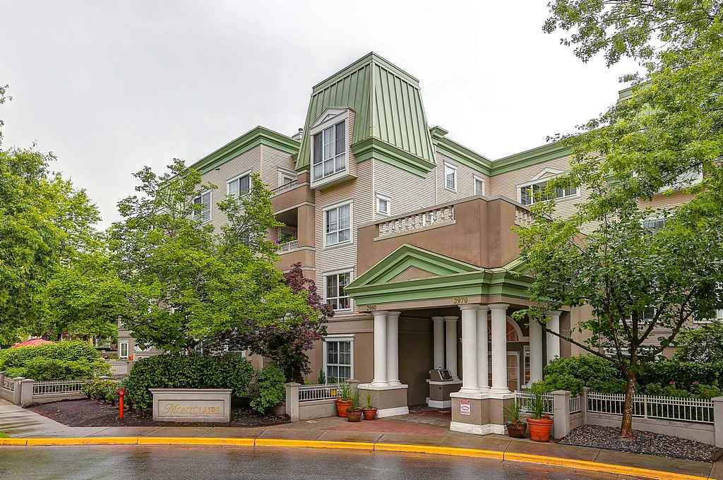 "Main Photo: 324 2980 PRINCESS Crescent in Coquitlam: Canyon Springs Condo for sale in ""MONTCLAIRE"" : MLS®# R2082415"