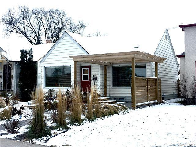 Main Photo: Map location: 409 Borebank Street in Winnipeg: River Heights North Residential for sale (1C)  : MLS®# 1627594
