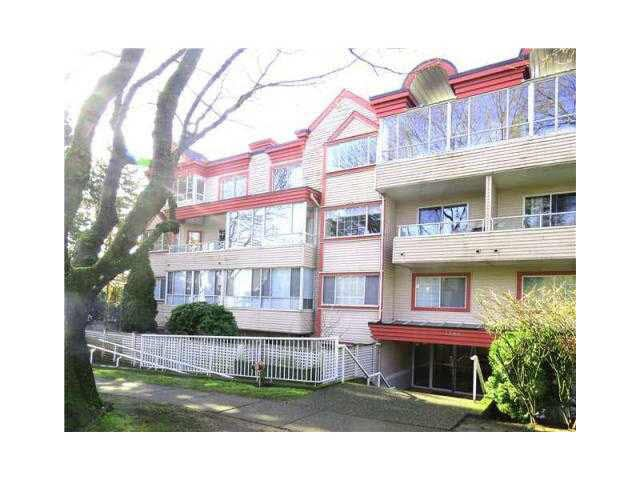 Main Photo: 106 1386 W 73RD AVENUE in : Marpole Condo for sale (Vancouver West)  : MLS®# R2101031