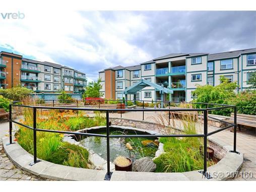 Main Photo: 403 894 Vernon Ave in VICTORIA: SE Swan Lake Condo Apartment for sale (Saanich East)  : MLS®# 579898
