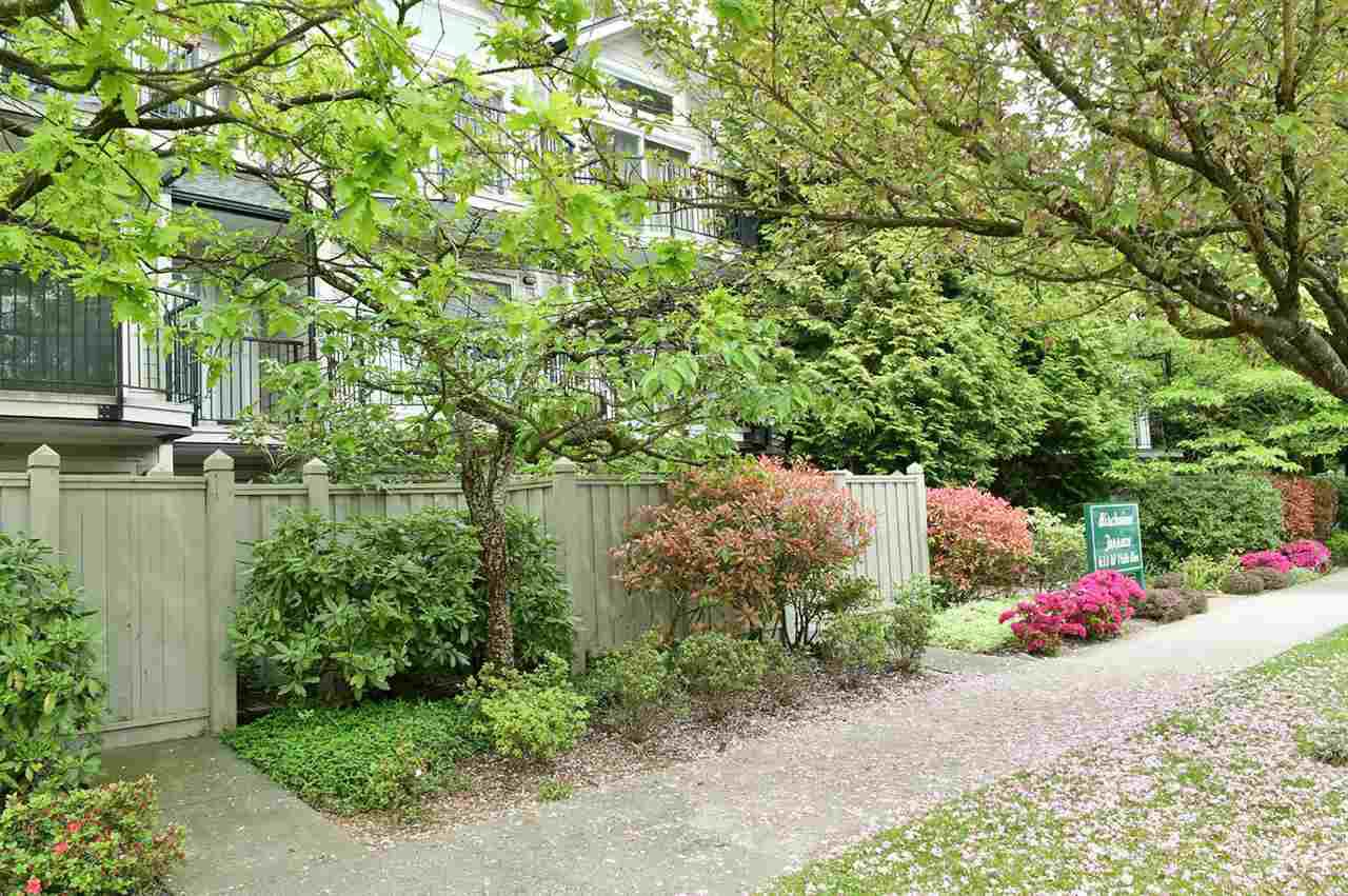 "Photo 15: Photos: 102 633 W 16 Avenue in Vancouver: Fairview VW Condo for sale in ""Birchview Terrace"" (Vancouver West)  : MLS®# R2163651"