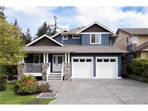 Main Photo: 928 Alton Lane in VICTORIA: La Bear Mountain House for sale (Langford)  : MLS®# 758912