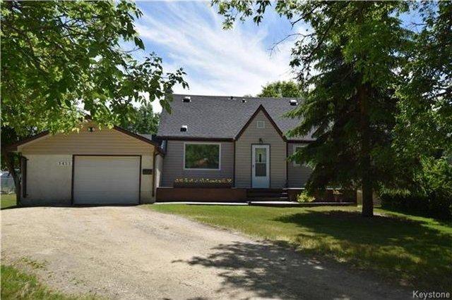 Main Photo: 5422 Rannock Avenue in Winnipeg: Charleswood Residential for sale (1G)  : MLS®# 1715360