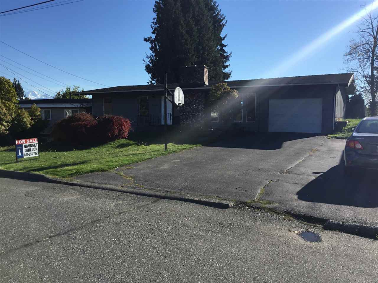 Main Photo: 32656 PANDORA Avenue in Abbotsford: Abbotsford West House for sale : MLS®# R2205969