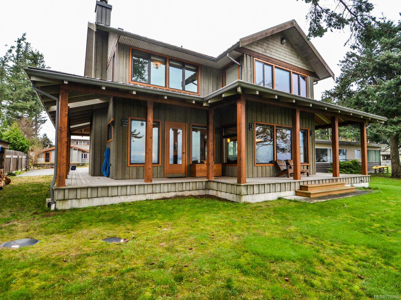 Main Photo: 3777 S ISLAND S Highway in CAMPBELL RIVER: CR Campbell River South House for sale (Campbell River)  : MLS®# 775066