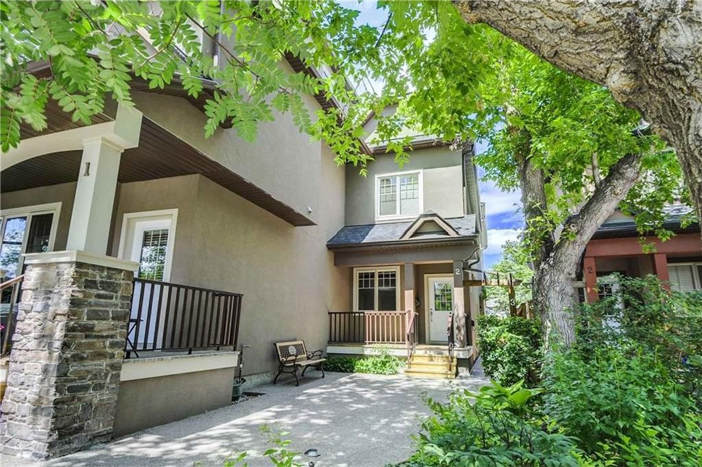 Photo 21: Photos: 2 2328 2 Avenue NW in Calgary: West Hillhurst House for sale : MLS®# C4160636
