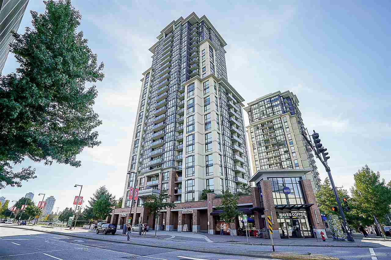 "Main Photo: 704 10777 UNIVERSITY Drive in Surrey: Whalley Condo for sale in ""CITY POINT TOWER 1"" (North Surrey)  : MLS®# R2237495"