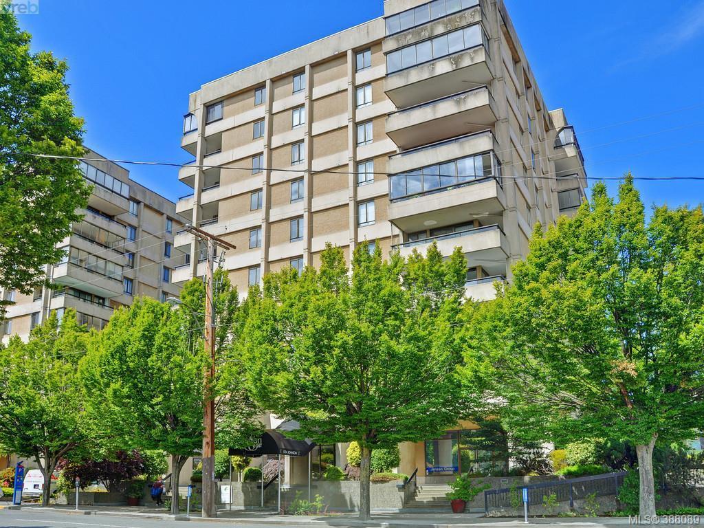 Main Photo: 402 1034 Johnson Street in VICTORIA: Vi Downtown Condo Apartment for sale (Victoria)  : MLS®# 388089