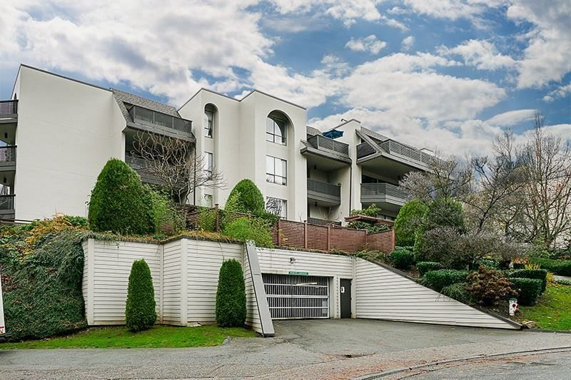 """Main Photo: 222 1945 WOODWAY Place in Burnaby: Brentwood Park Condo for sale in """"Hillside Terrace"""" (Burnaby North)  : MLS®# R2250674"""
