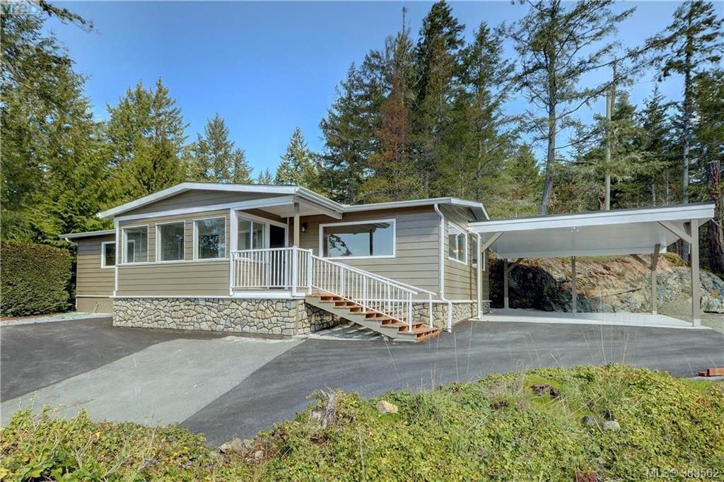 Main Photo: 80 5838 Blythwood Rd in SOOKE: Sk Saseenos Manufactured Home for sale (Sooke)  : MLS®# 782925