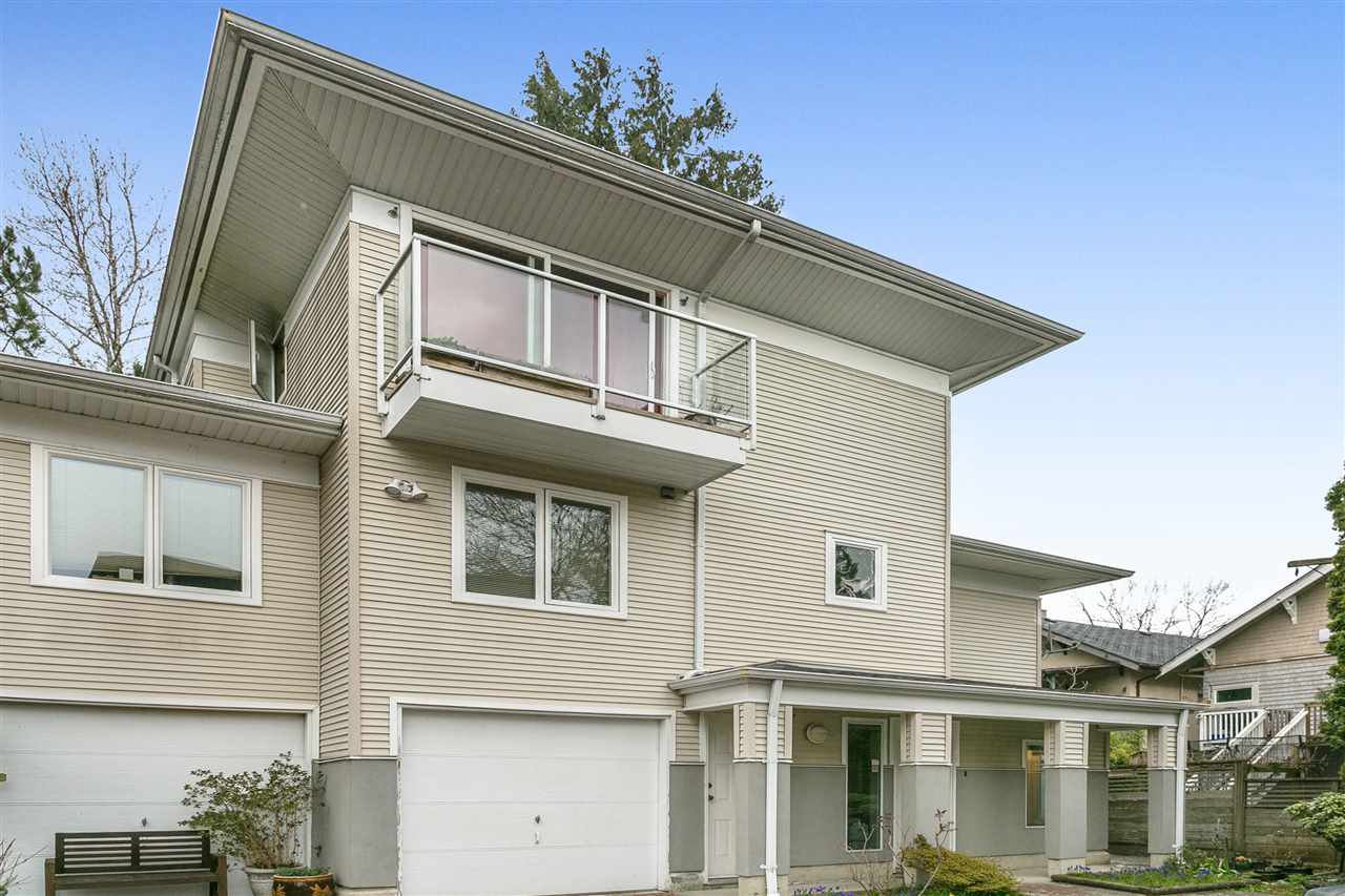 """Main Photo: 2 1572 E 22ND Avenue in Vancouver: Knight Townhouse for sale in """"FLEMING LANE"""" (Vancouver East)  : MLS®# R2265471"""