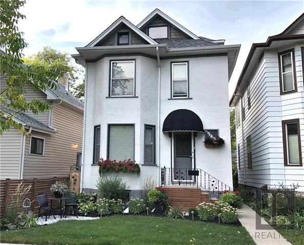 Main Photo: 549 Rathgar Avenue in Winnipeg: Fort Rouge Residential for sale (1Aw)  : MLS®# 1824156