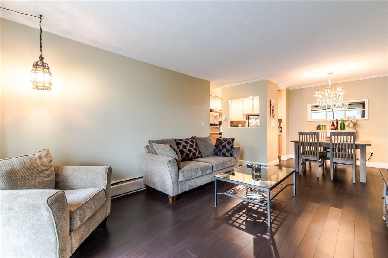 """Main Photo: 308 707 HAMILTON Street in New Westminster: Uptown NW Condo for sale in """"CASA DIANN"""" : MLS®# R2334848"""