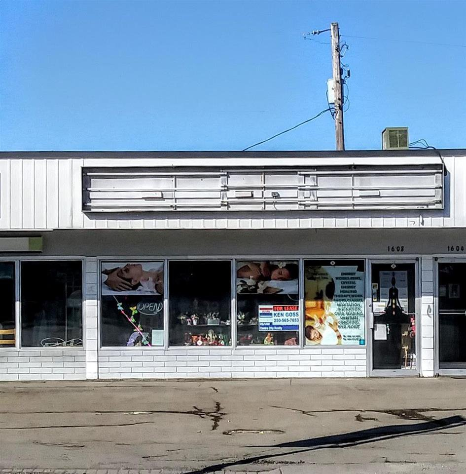 Main Photo: 1608 20 Avenue in Prince George: Van Bow Retail for lease (PG City Central (Zone 72))  : MLS®# C8024672