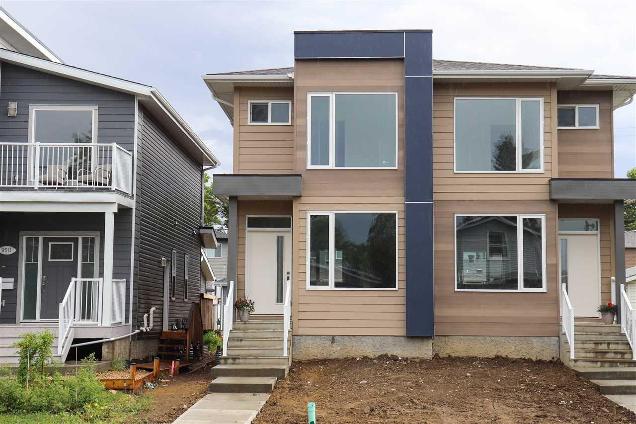 Main Photo:  in Edmonton: Zone 17 House Half Duplex for sale : MLS®# E4162940