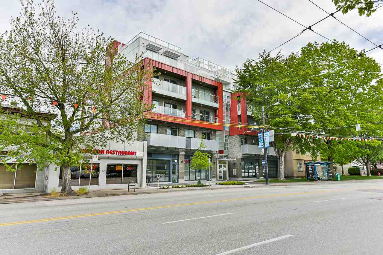 Main Photo: 383 E BROADWAY in Vancouver: Mount Pleasant VE Office for sale (Vancouver East)  : MLS®# C8025567