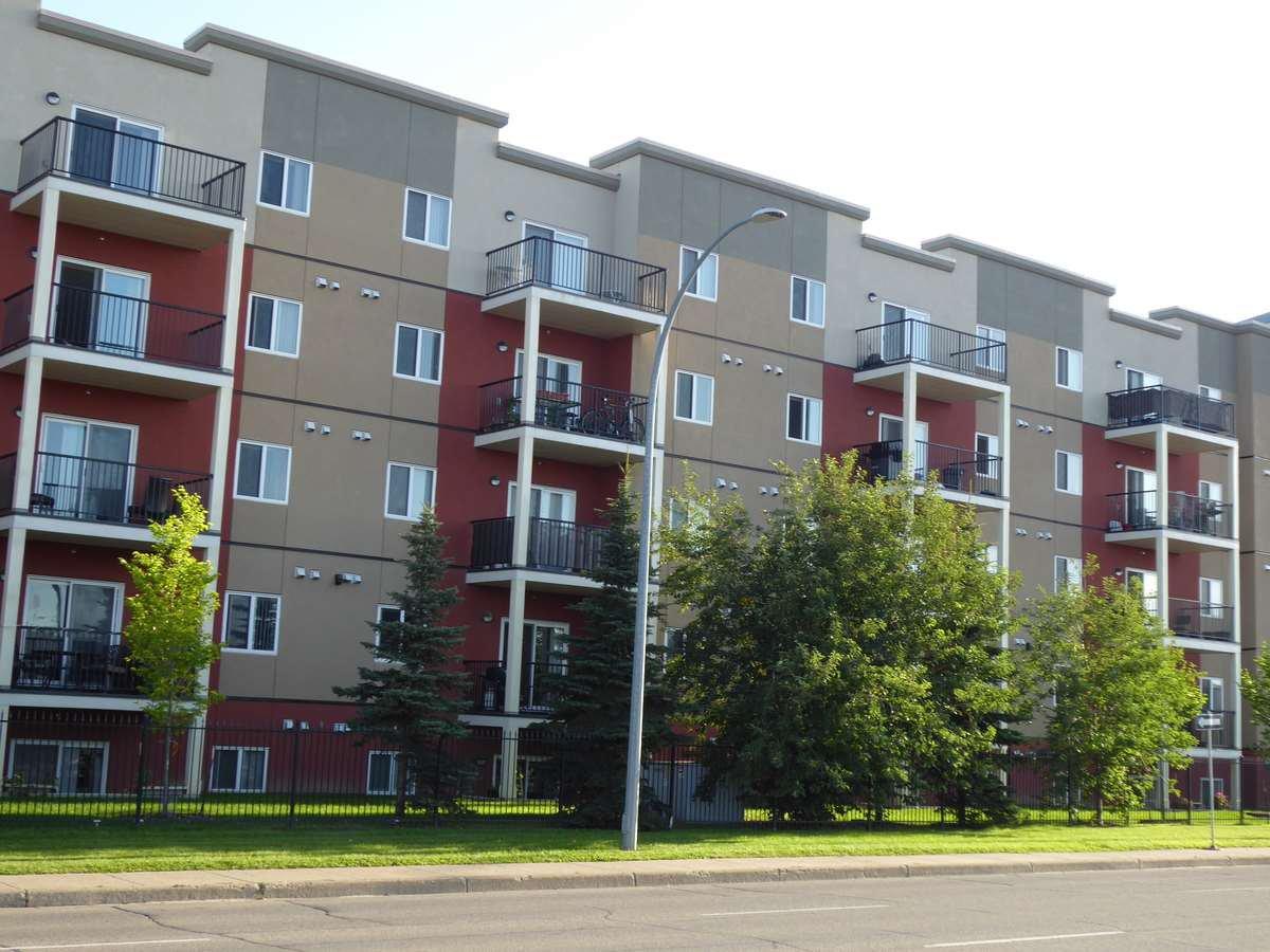 Main Photo: 203 9945 167 Street in Edmonton: Zone 22 Condo for sale : MLS®# E4176708