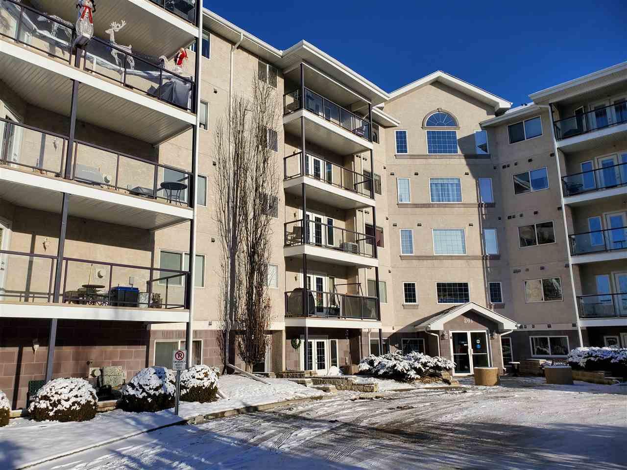 Main Photo: 315 261 YOUVILLE Drive E in Edmonton: Zone 29 Condo for sale : MLS®# E4182187