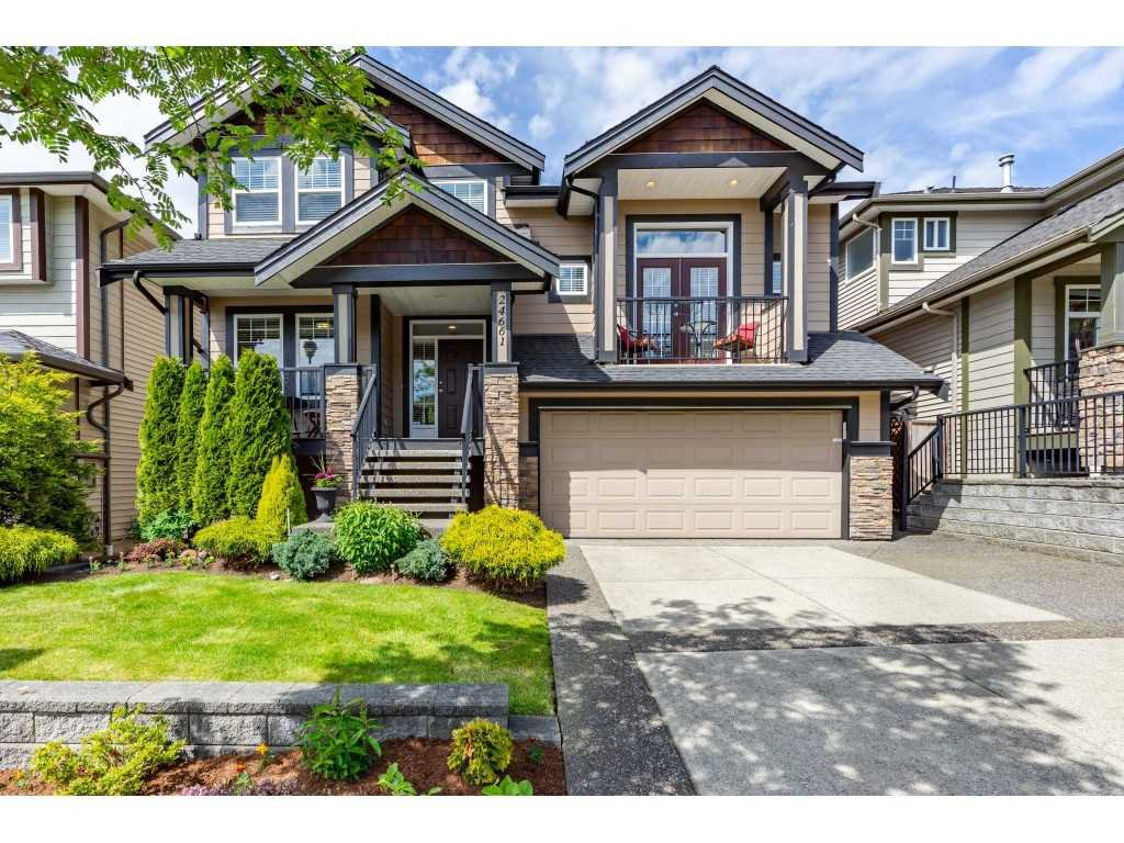 Main Photo: 24661 103RD Avenue in Maple Ridge: Albion House for sale : MLS®# R2453821