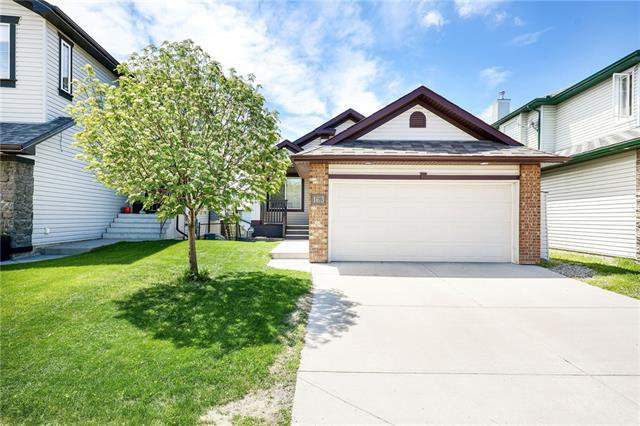 Main Photo: 163 TUSCANY RAVINE Road NW in Calgary: Tuscany Detached for sale : MLS®# C4302520