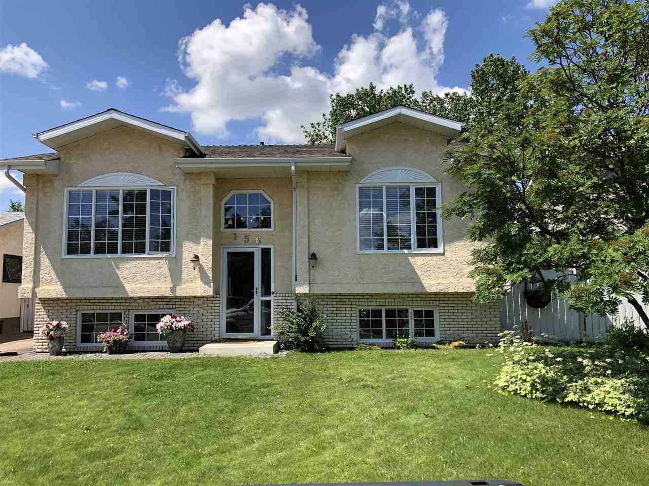 Main Photo: 156 Garwood Crescent: Wetaskiwin House for sale : MLS®# E4204978
