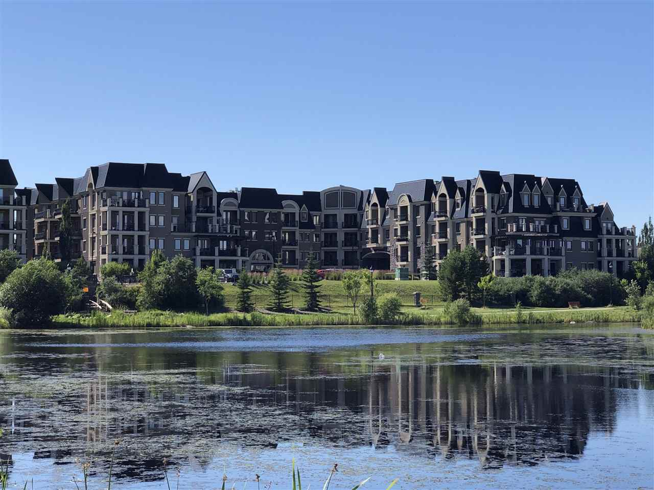 Main Photo: 227 6083 MAYNARD Way in Edmonton: Zone 14 Condo for sale : MLS®# E4207615