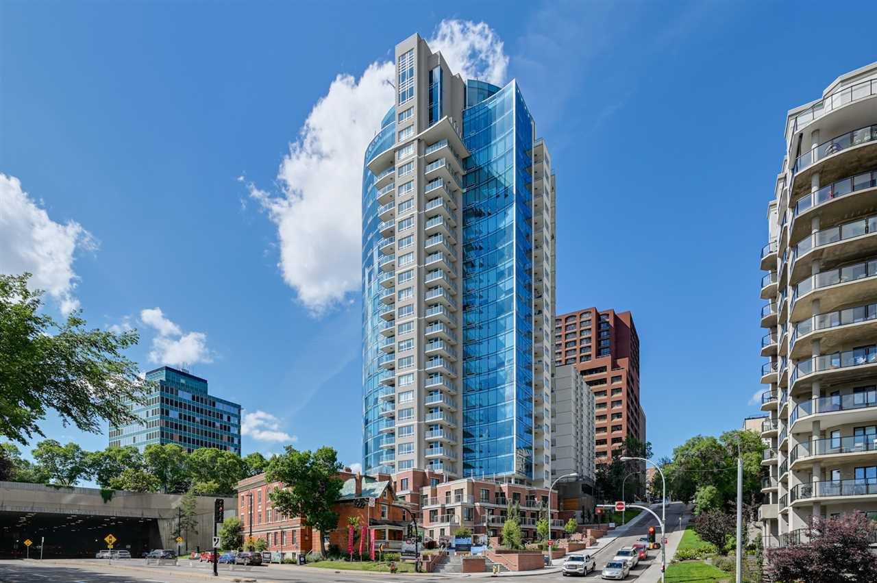 Main Photo: 1007 9720 106 street in Edmonton: Zone 12 Condo for sale : MLS®# E4210030