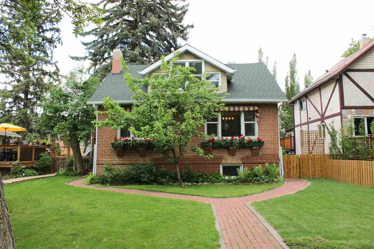 Main Photo: 10015 93 Street NW in Edmonton: Zone 13 House for sale : MLS®# E4215019