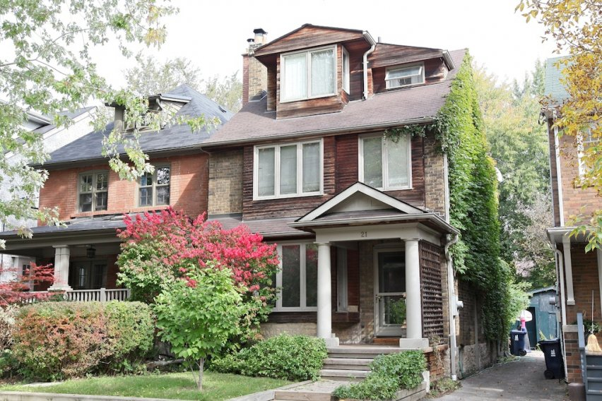 Main Photo: 21 Cornish Road in Toronto: Rosedale Freehold for sale (Toronto C09)  : MLS®# C2314940