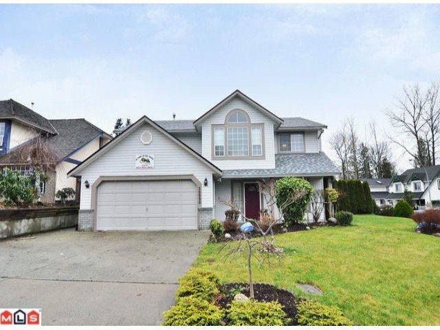 Main Photo: 30990 Southern Drive in Abbotsford: House for sale : MLS®# F1200427