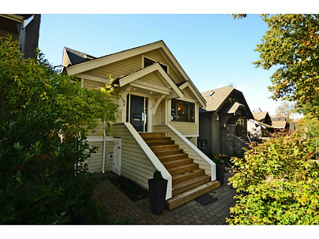 "Main Photo: 4679 BLENHEIM Street in Vancouver: Dunbar House for sale in ""Dunbar"" (Vancouver West)  : MLS®# V1031807"