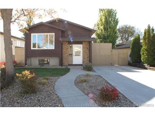 Main Photo: 3151 JENKINS DRIVE in Regina: Single Family Dwelling for sale (Regina Area 04)  : MLS®# 482358