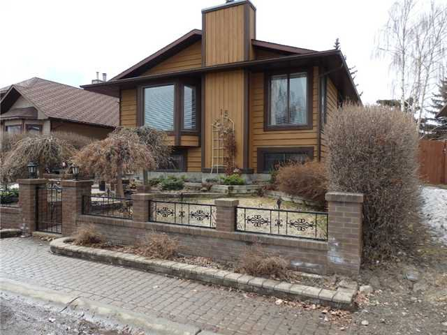 Main Photo: 15 CASTLEBROOK Rise NE in CALGARY: Castleridge Residential Detached Single Family for sale (Calgary)  : MLS®# C3609404