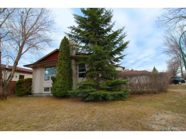 Main Photo: 100 Alex Taylor Drive in WINNIPEG: Transcona Residential for sale (North East Winnipeg)  : MLS®# 1409712